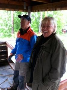 Kjell och Annchristine litet foto